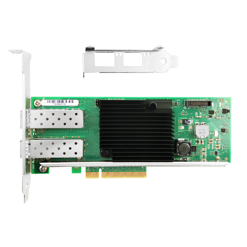 X710-DA2 Network Ethernet Converged Adapter  PCI-Express 3.0 x8 Network Card 10Gb Intel X710 SFP+ 3