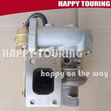 Турбокомпрессор td04l turbo для пикапа NISSAN Navara D22 NS25 enign QD32 3.2L 14411 7T600 49377 02600 741157 5001S 14411 7T605