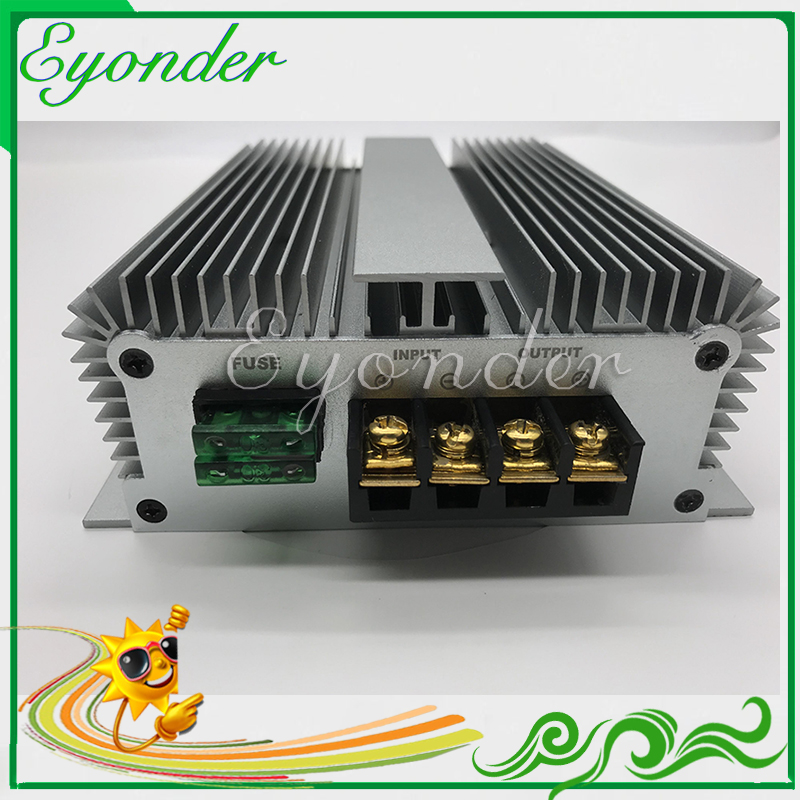 30v 32v 33v, 35v 40v 42v, 45v, 50v, 56v 60v 36v 48v a 13,8 v de suministro de energía paso buck 60a 828w Módulo de convertidor de cargador de batería 4-Canal Digital transceptor óptico video-fibra de modo único convertidor de fibra óptica FC 20KM