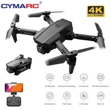 CYMARC XT6 Mini Drone 4K HD Camera 1080P Wifi FPV Camera Drone RC Drone Altitude Hold Foldable RC Quadcopter Dron M73 KF611