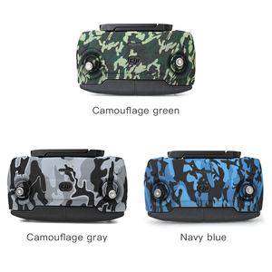 Image 3 - For Mavic mini Remote Controller Silicone protective cover Case dust proof Skin Guard For DJI Mavic mini case Accessories