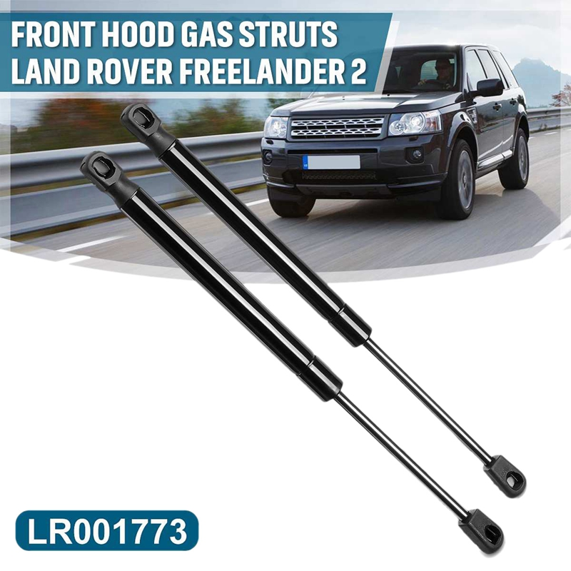 Qty 2 Hood Gas Springs Lift Support Struts Fits Land Rover Range Rover Sport