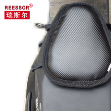 Motorcycle-Seat-Cushion Comfortable Summer 4-Size 2-Patterns 6cm Ventilated Thick-Net