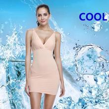 Сексуальное Корректирующее белье, бесшовное женское платье с v-образным вырезом под платья, нижнее белье для силминга, Корректирующее белье