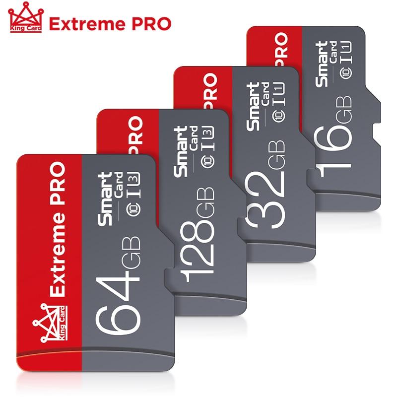 Высокоскоростная карта памяти 16 ГБ 32 ГБ 64 ГБ 128 Гб класс 10 micro sd карта SDXC/SDHC флэш-накопитель Мини TF карты для сотовых телефонов/камер