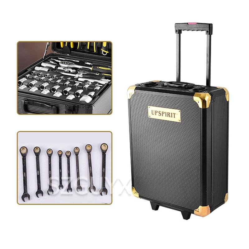 Multifunctional combination tool 186 sets Industrial hand tools Car repair DIY design Household hardware tools combination