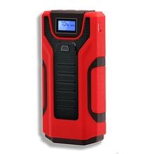 GKFLY Emergency Car Jump Starter 12V Portable Power Bank 16000mAh Starting Device Battery 1200A Booster For Petrol Diesel Car