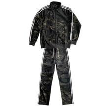 Sportswear MCBK Full-Clothes Gopnik-Style Tactical Combat Set-Flat-Hem-Bottom XXL