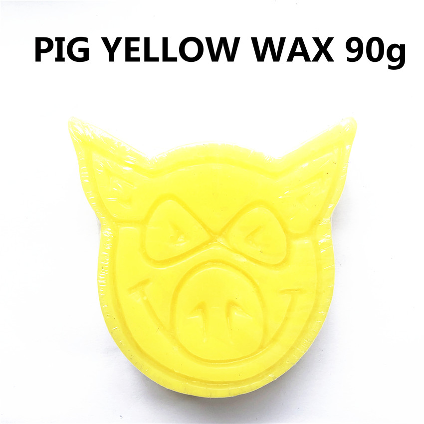 Image 2 - PIG Skateboard Wax for Added Protection Skateboard paraffin Skate accessories Skate board pads-in Skate Board from Sports & Entertainment
