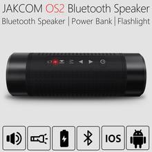 JAKCOM OS2 Smart Outdoor Speaker Hot sale in Radio as radio wifi internet tecsun pl 310et two way radio цена