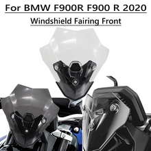 Windshield Fairing For BMW F900R F 900R F900 R 2020 Motorcycle Front Deflector Wind Deflectors high quality plastic Heightened