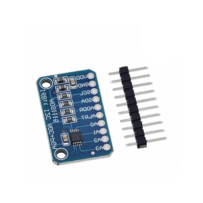 A18-- <font><b>16</b></font> <font><b>Bit</b></font> I2C ADS1115 Module <font><b>ADC</b></font> 4 channel with Pro Gain Amplifier For <font><b>Arduino</b></font> RPi image