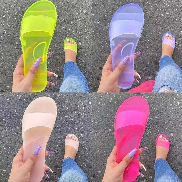 Women Slip On Fashion Sandals
