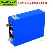 VariCore – batterie LiFePO4 3.2V, 14ah, 14000mAh, pour moteur 4s 12V, 24V, pour voiture, moto, Nickel modifié