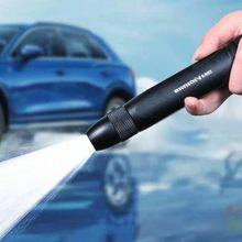 2021 nova atualização pistola de pulverização ajustável bocal de metal mangueira de jardim sistema de aspersão lavadora pressão lavagem carro rega pistola água