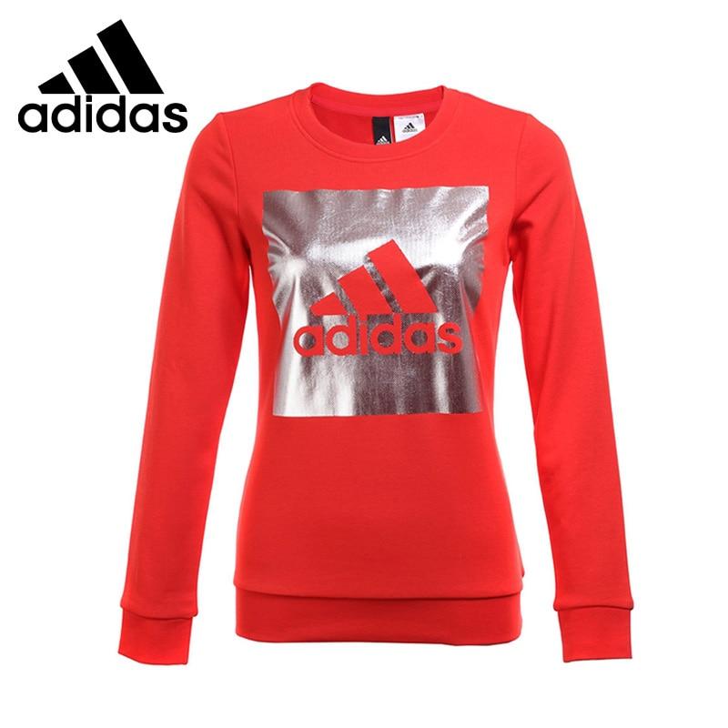 Original New Arrival Adidas G CREW FOIL BOS Women's Pullover