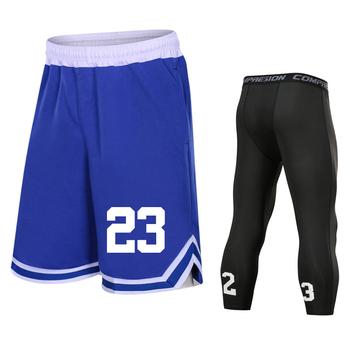 Spersonalizowany numer szorty do koszykówki luźne oddychające męskie szorty do koszykówki kieszeń na suwak trening koszykówki szybkie suche bieganie krótkie tanie i dobre opinie NoEnName_Null Poliester spandex Basketball Shorts List Koszykówka Pasuje prawda na wymiar weź swój normalny rozmiar