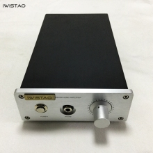 IWISTAO Headphone Amplifier Pure HIFI Class A Amp Discrete Component  Lehmann