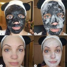 1Pcs/Lot Beauty Nose Mask Blackhead Removal Black Mask Face