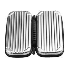 Защитный жесткий чехол для хранения, Защитная сумка для переноски, портативный дорожный Органайзер чехол, совместимый для nintendo Switch