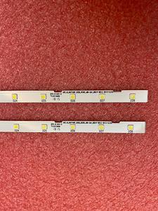 Image 2 - Striscia di retroilluminazione a LED (2) per Samsung 43NU7100 UE43NU7100 UN43NU7100 UE43NU7100U AOT_43_NU7100F UE43NU7120U UE43NU7170U BN96 45954A
