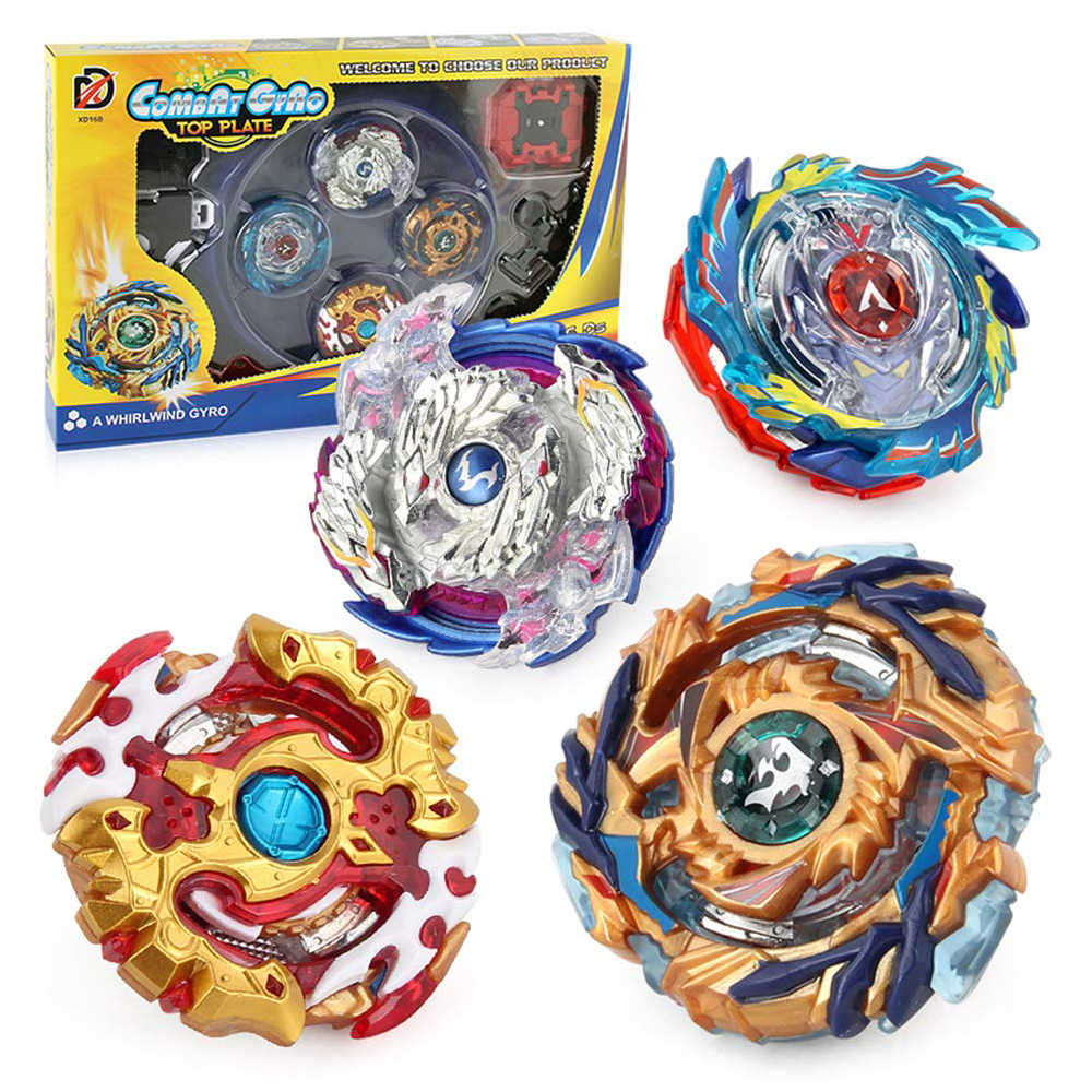 2019 Nieuwe Bey Battle Blade Jongens Speelgoed Gift Spinning Tops Gt Burst Turbo Metal Fusion Bay Blade Met Arena & launcher Set