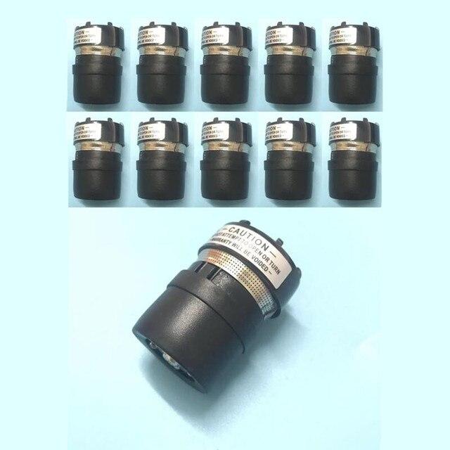 La capsula del centro dei microfoni dinamici della cartuccia del microfono di qualità 11pcs si adatta a Shure per il microfono cablato/senza fili SM58 sostituisce la riparazione