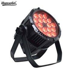 Wodoodporna oświetlenie dyskotekowe LED IP65 dj efekt wiązki światła  oświetlenie imprezowe dla fontanna muzyczna w Oświetlenie sceniczne od Lampy i oświetlenie na