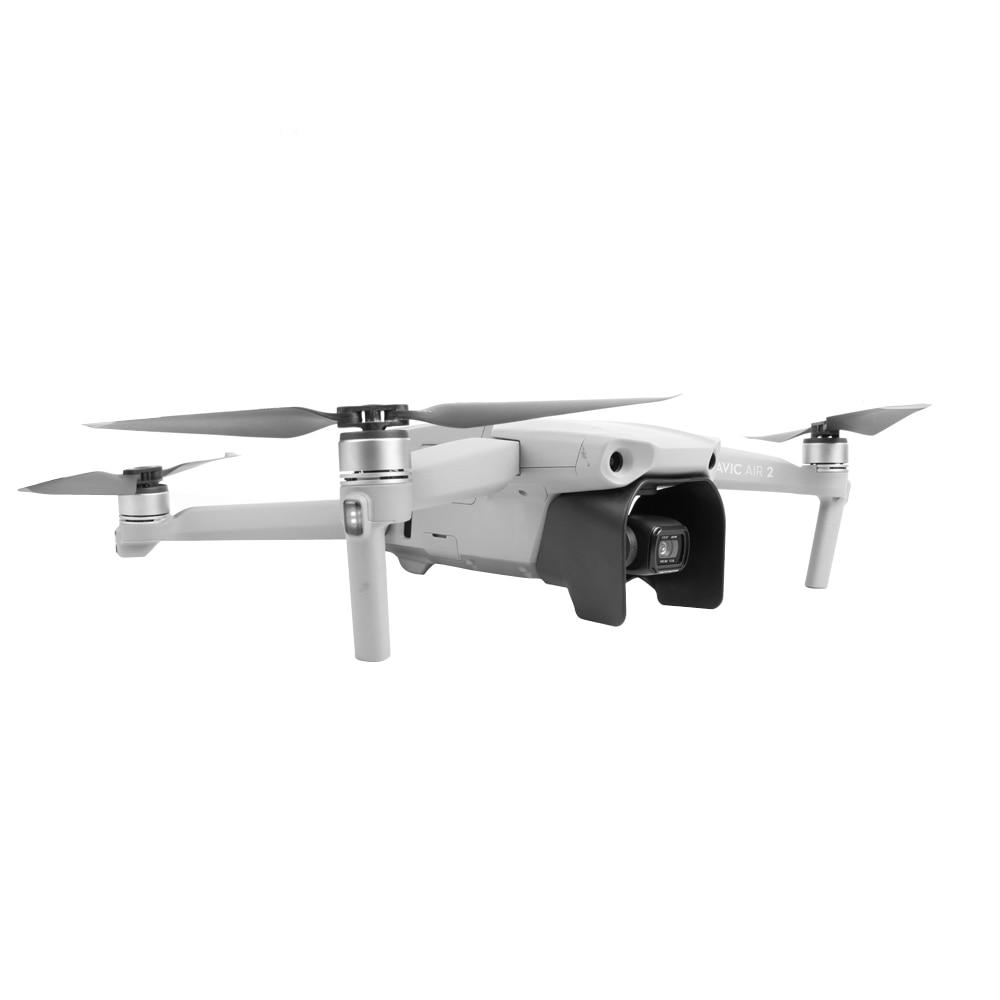Mavic Air 2 Lens Hood Gimbal Protective Cover Cap Lens Sunshade for DJI Mavic Air 2 Drone Accessories