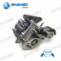 IHI turbo charger RHF4 full turbocharger 14411 VK500 / VN3 for Nissan Navara 2.5 DI MD22 133 HP 2002 VA420015