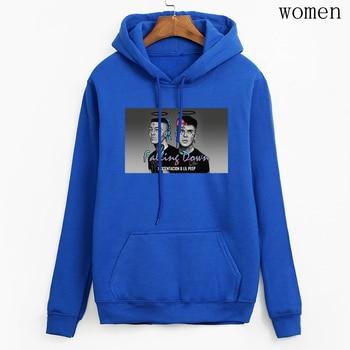 New Rapper Lil Peep Hoody For Women Casual Autumn Clothing Fashion Long Sleeve Hooded Streetwear Hip Hop Tops Fleece Sweatshirt no face man and chihiro hoody ladies casual long sleeve clothing fashion autumn pullovers streetwear hip hop women s sweatshirt