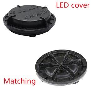 Image 4 - Kia k2 2015 ampul revizyon kapak LED HID H4 lamba toz geçirmez hood otomobil farlar su geçirmez toz geçirmez arka tozluk