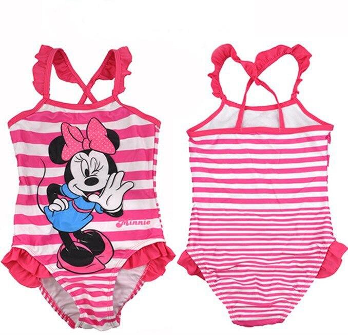 Girls Cartoon Siamese Swimsuit/CHILDREN'S Swimsuit With Lining 32252