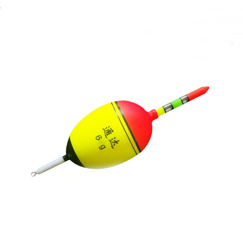 Hot Sale Night Luminous Fishing Floats 2pcs 6g   8g 10g 15g EVA float Fishing Floats Night Floats Luminescent stick 2019 new