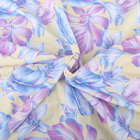 Digital Print Cloth Fabric For Sewing Swimming Suit Yoga Clothing 1M/2M/5M High quality DIY Cloth Fabric For Clothes