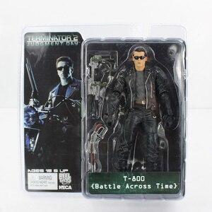 Image 5 - NECA Terminator T 800 T 1000 Endoskeleton PVC Action Figure Sammeln Modell Spielzeug