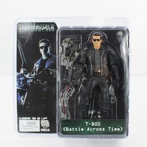 Image 5 - Neca The Terminator T 800 T 1000 Endoskeleton Pvc Action Figure Collectible Model Toy