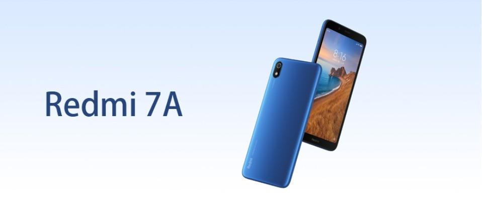 Redmi 7A Battery Smartphone 4