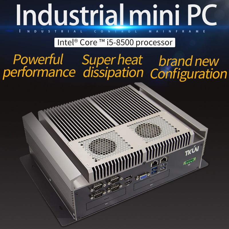 TKUN Core I5 Can Be Customized Mini Computers Embedded In The Industrial Control Host Xc9011-i5