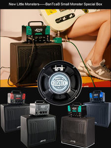 JOYO Guitar-Parts-Accessories Speaker Amp-Amplifier Preamp Multi-Effects Electric-Guitar