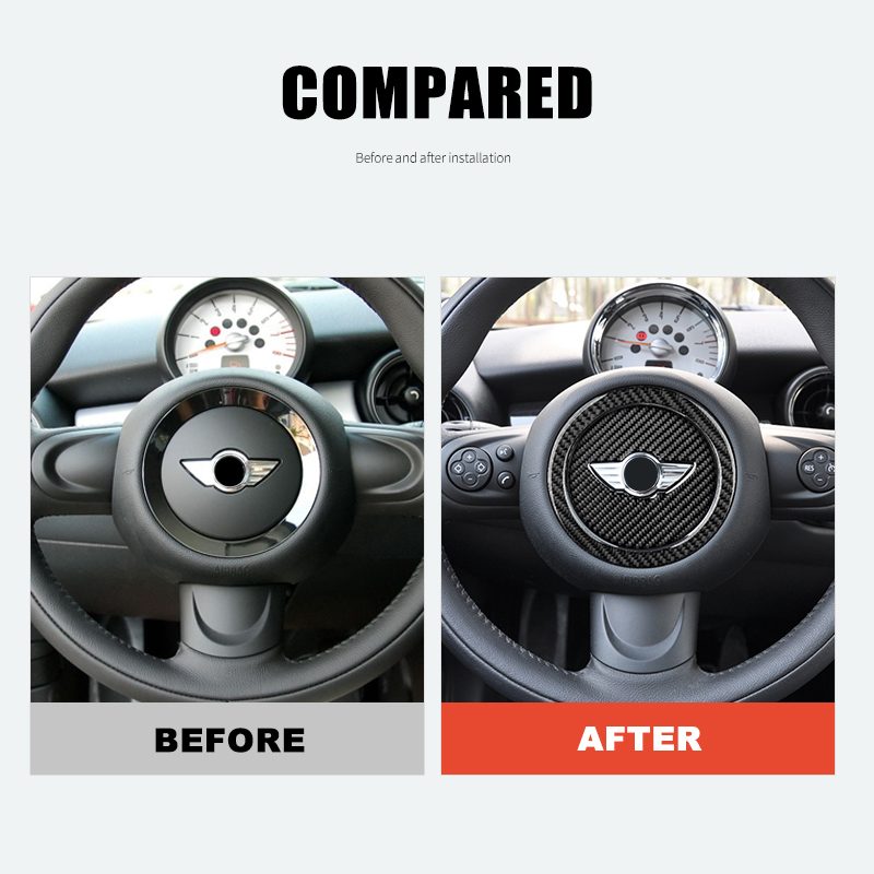 cheapest Car-Styling Gear panel cup holder door handle steering wheel air vent Decorative case For Ford Focus 3 mk3 2015-2018