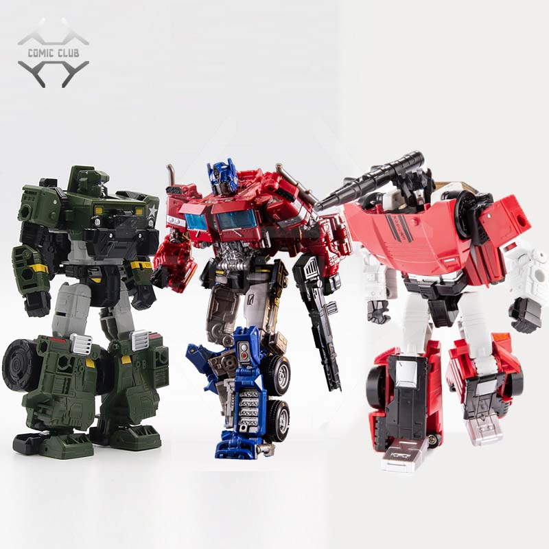 COMIC CLUB BMB Aoyi Movie Studio Series SS38 SS-38 OP V Leaver Transformation Metal Alloy Parts Action Figure Robot Toy