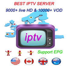 1 Jaar 7000 + Live Europa Iptv Franse Spanje Nederlandse Arabische Portugal Usa Iptv Abonnement Gratis Test Sport Android Tv box Smart Tv Pc(China)