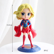 DC Comics Q posket Super girl Supergirl super women A B Color figure toy T30(China)