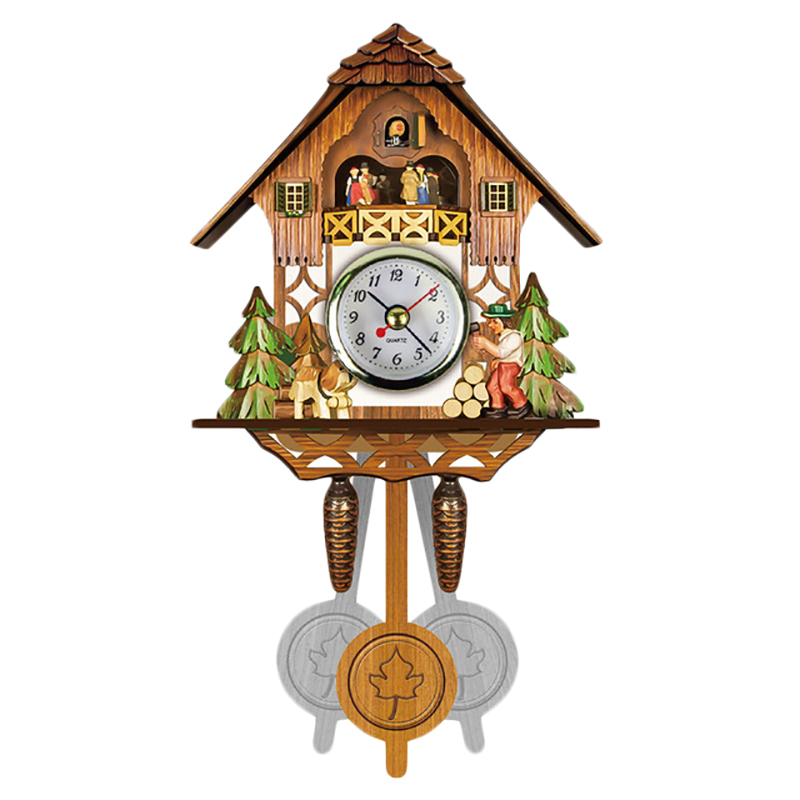 ideas for decorating your home with antiques better.htm antique wooden cuckoo wall clock bird time bell swing alarm watch  antique wooden cuckoo wall clock bird