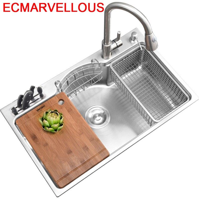 Para Afwasbak Portable Wasbak Umywalka Torneira Gourmet Gootsteen Cuba Pia Cozinha Lavabo Fregadero De Cocina Kitchen Sink