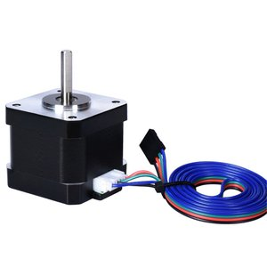 Double Speed Aluminum Mk8 Extruder For 17HS4401S RepRap 1. 75mm 3D Extruder Parts Double Feed Pulley