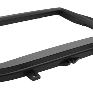 Image 3 - Double 2 Din Fascia for 2016 Daewoo Royale Lada Vesta Radio DVD Stereo Panel Dash Mount Trim Kit Frame Installation