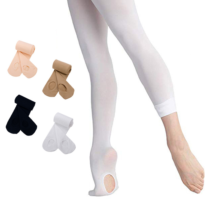 Baby Tights For Girls Tights For Children Nylon Kid's Pantyhose Girls Stocking Dance Infant Ballet Tights