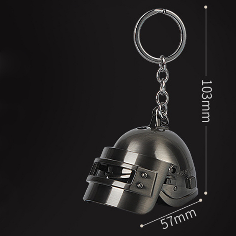 PUBG Helmet Cigarettes Lighter Pan Electronic Lighters Smoking Accessories Creative Metal Gas Lighter Gadgets For Men